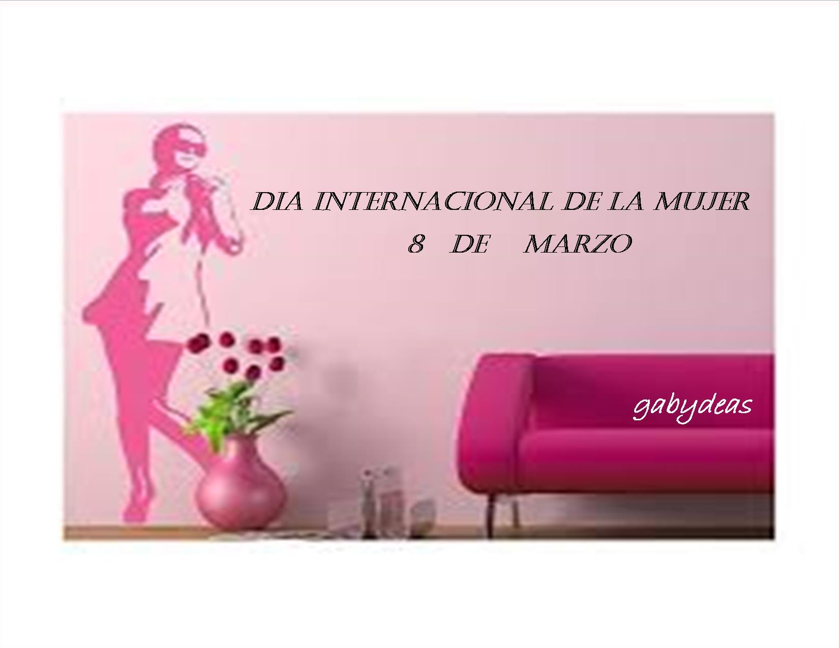 dia internacional de la mujer