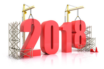 comenzando a construir 2018